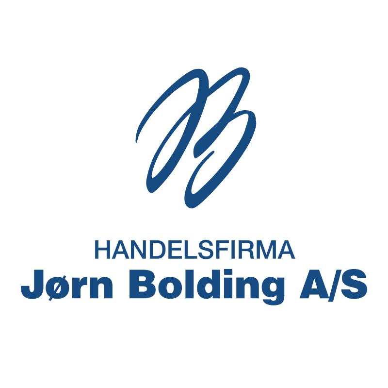 Handelsfirma Jorn Bolding vector logo
