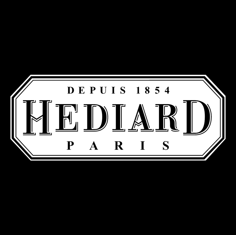 Hediard Paris vector