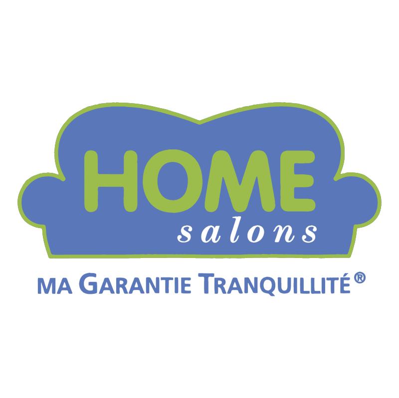 Home Salons vector logo
