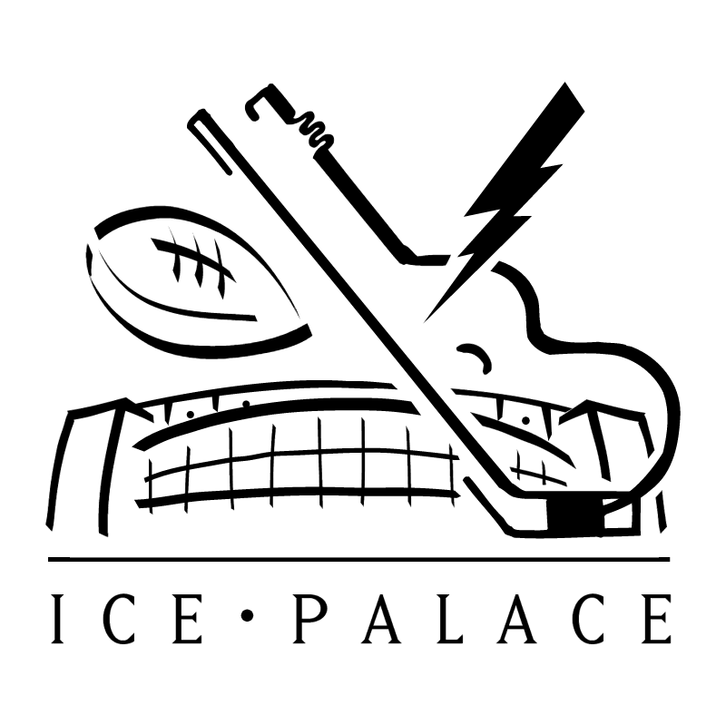 Ice Palace vector