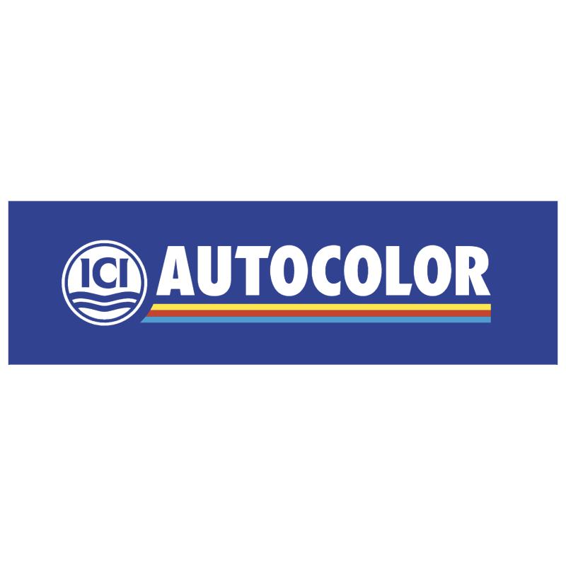 ICI Autocolor vector