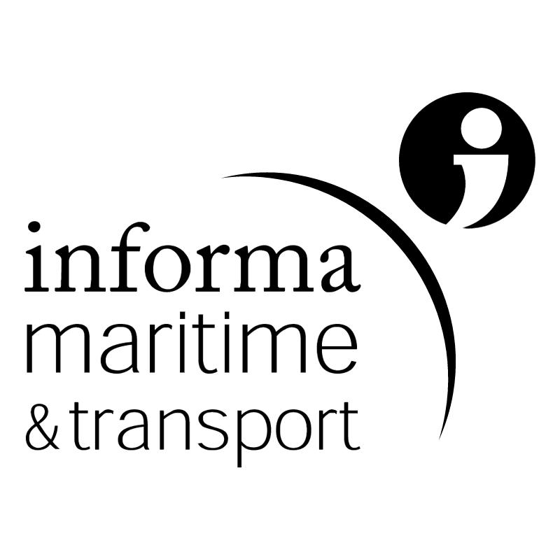 Informa Maritime & Transport vector