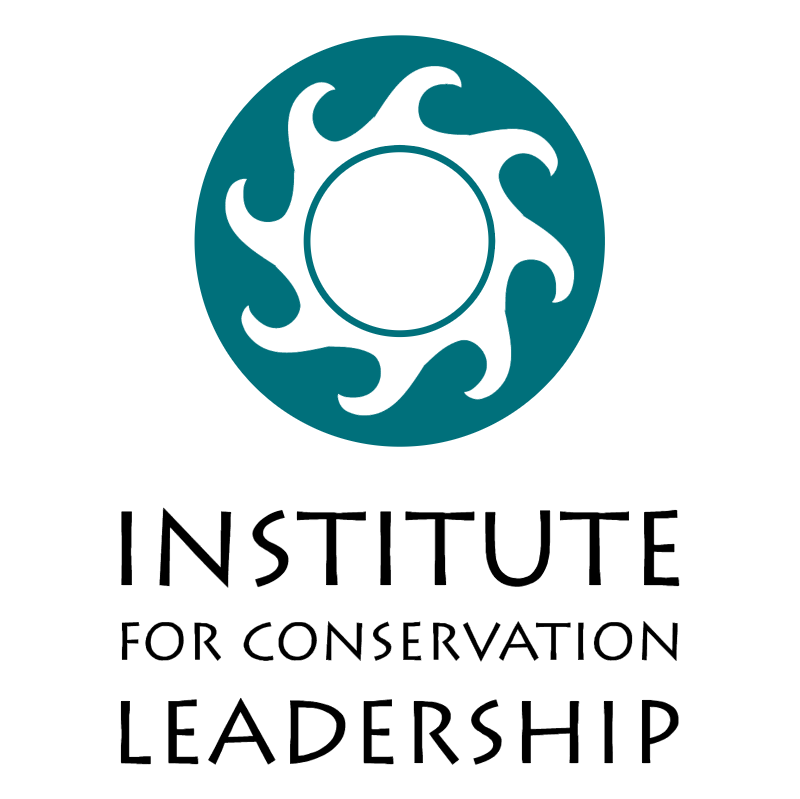 Institute For Conservation Leadership vector logo