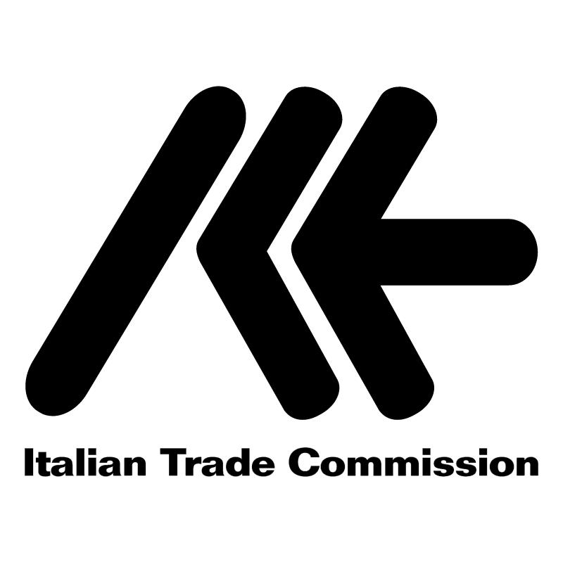 Italian Trade Commission vector logo