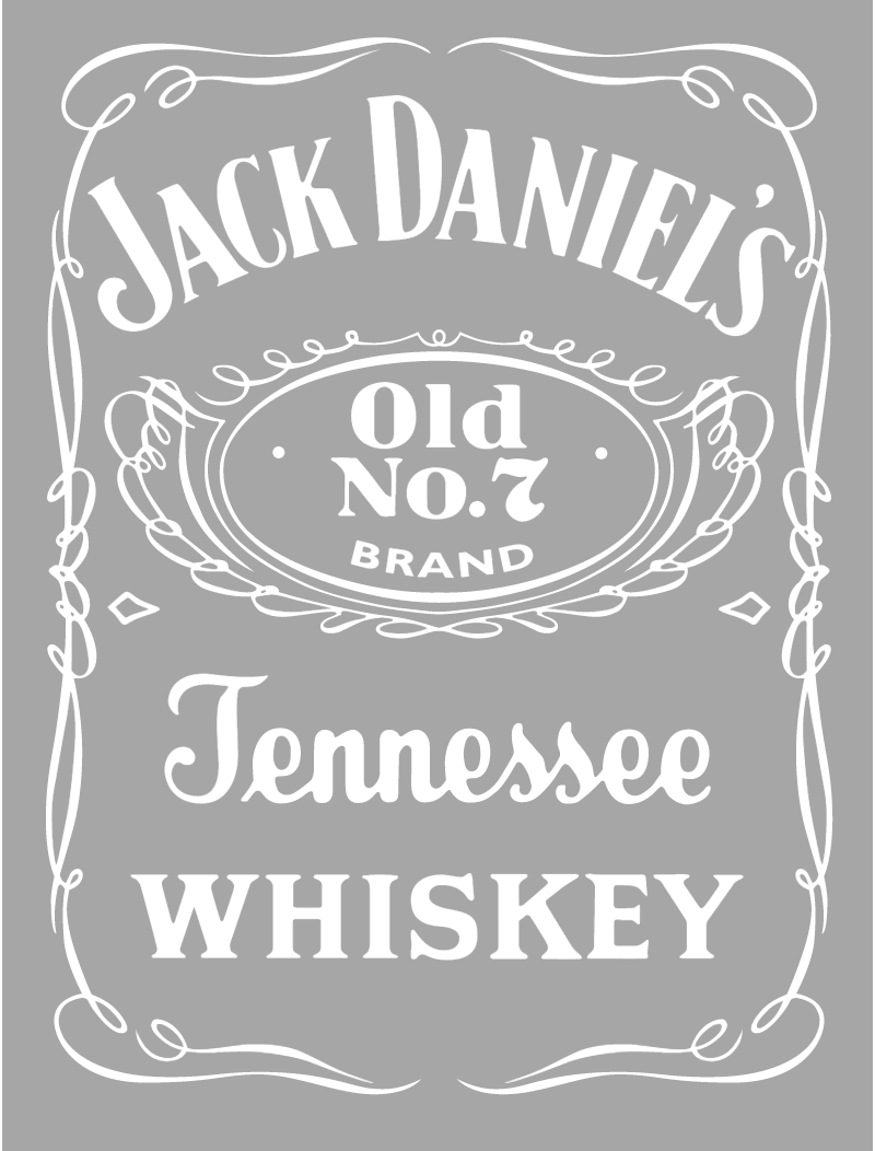 Jack Daniel's vector logo