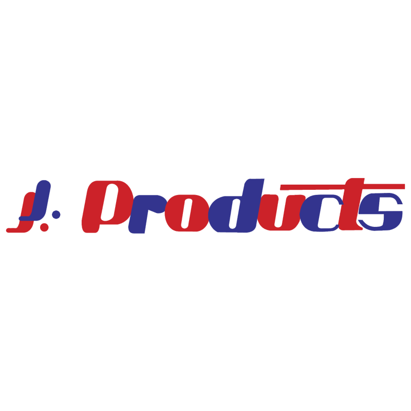 JJ Products vector logo