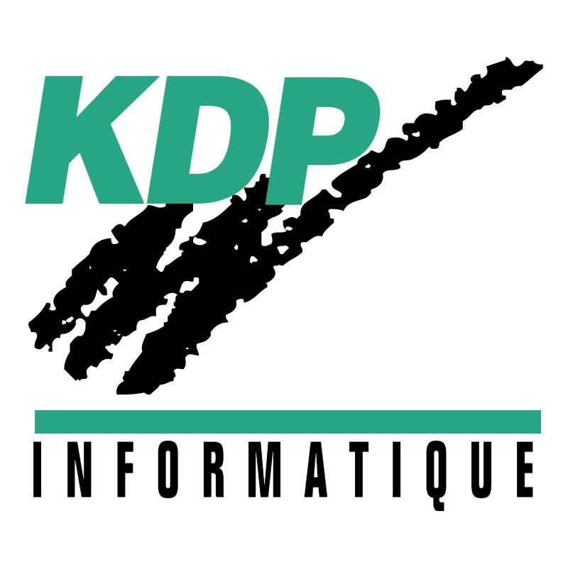 KDP Informatique vector