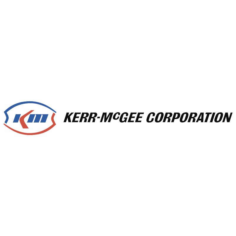 Kerr McGee vector