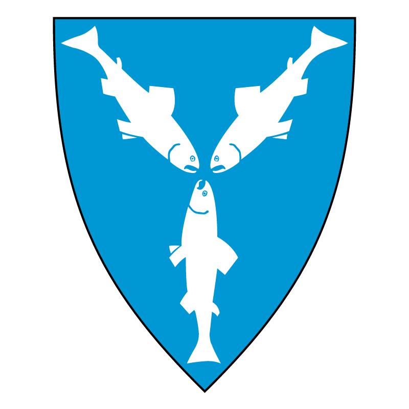 Kvalsund Norway vector