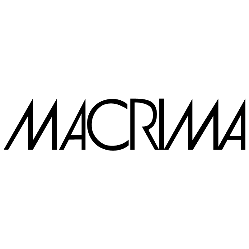 Macrima vector logo