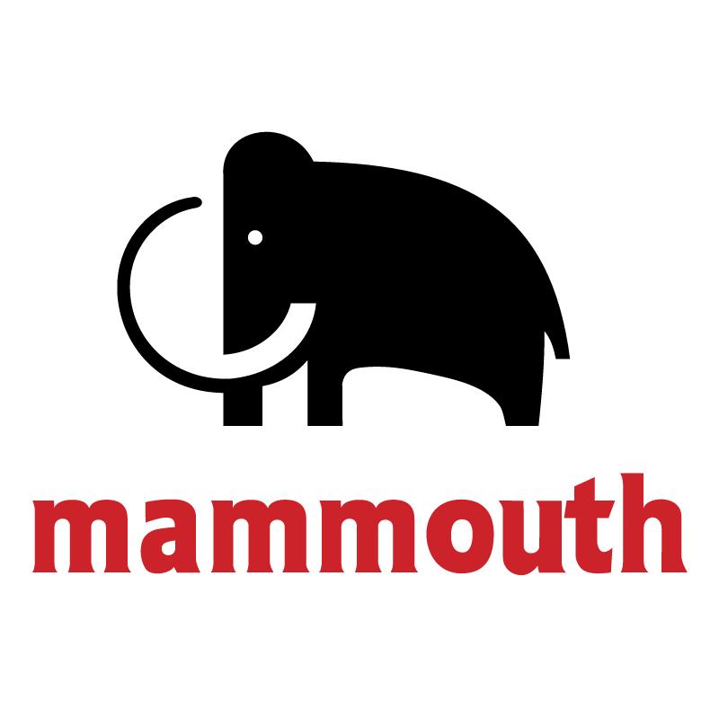 Mammouth vector