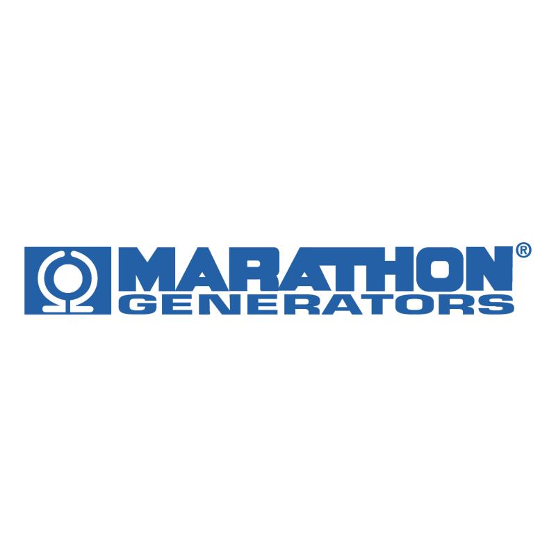 Marathon Generators vector