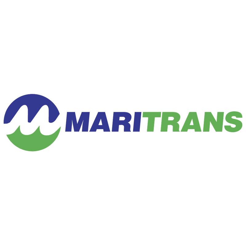 MariTrans vector logo
