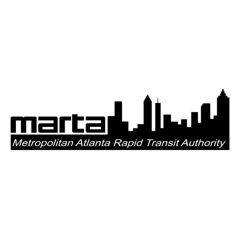 MARTA vector logo