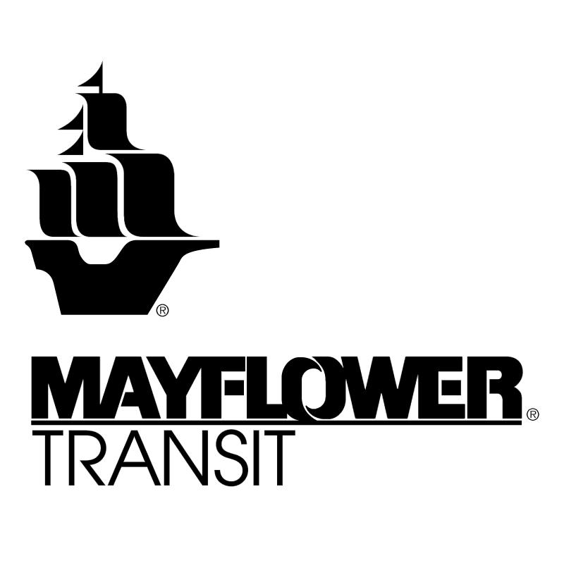 Mayflower Transit vector logo