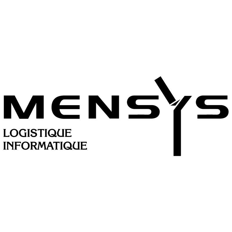 Mensys vector logo