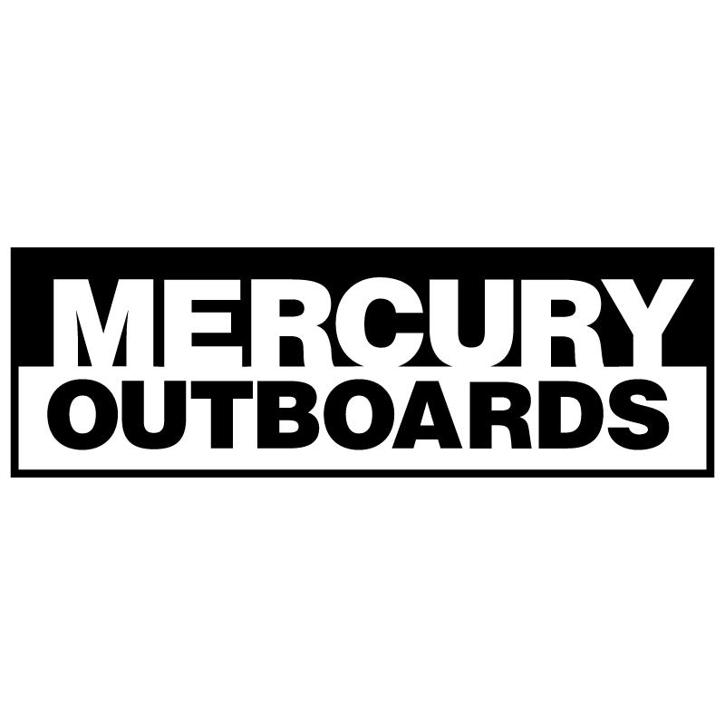 Mercury Outboards vector