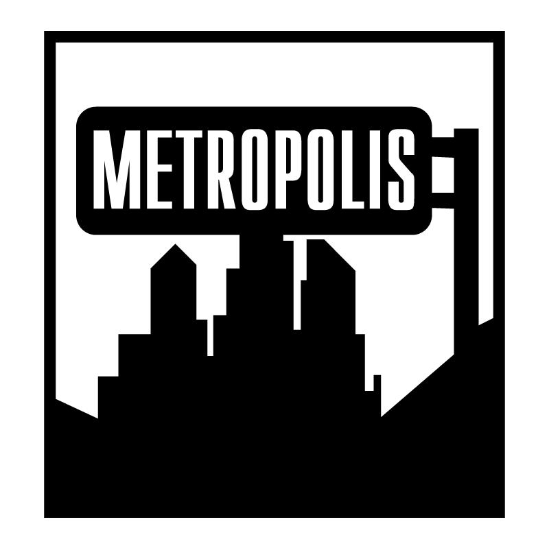Metropolis Records vector logo
