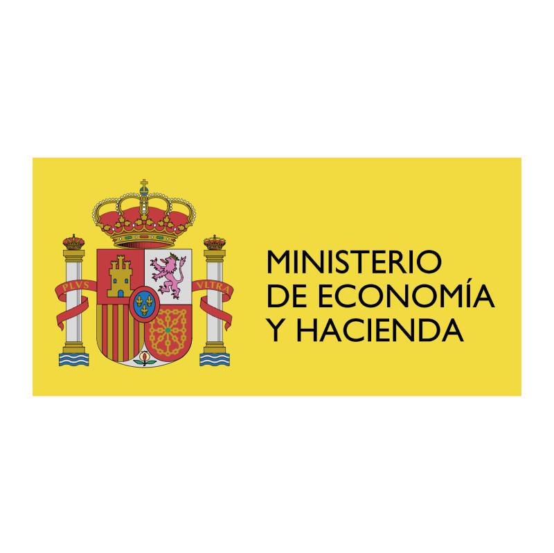 Ministerio de Economia Y Hacienda vector
