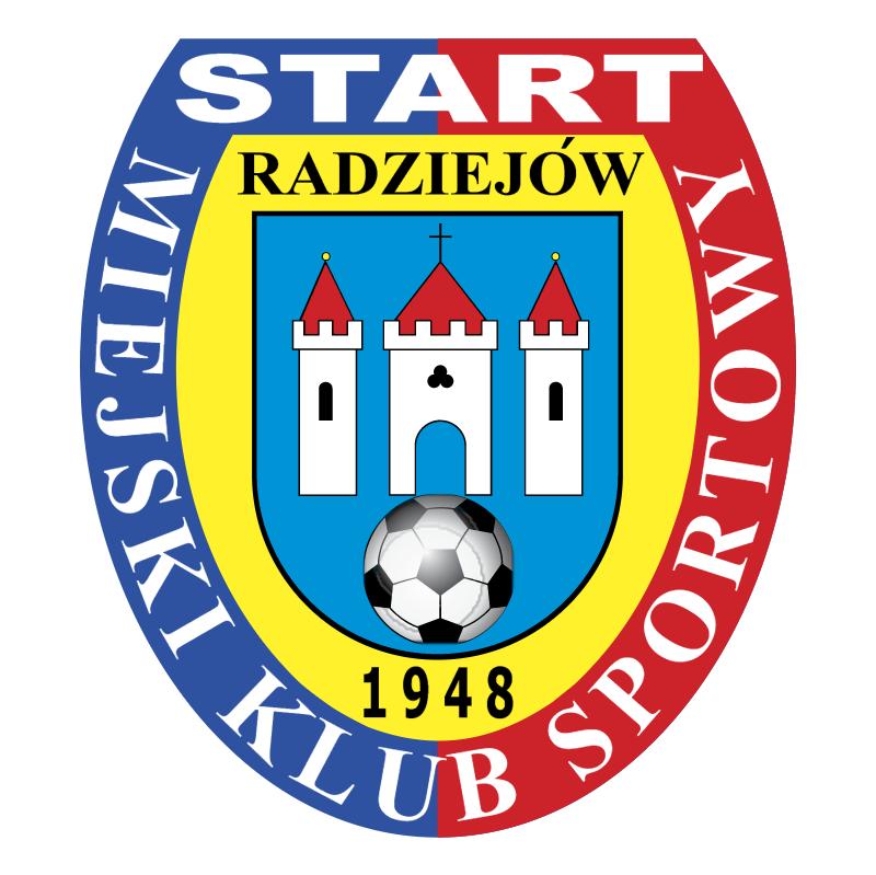 MKS Start Radziejow vector