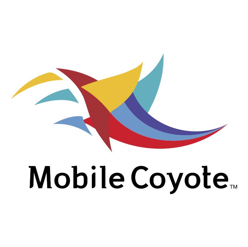 Mobile Coyote vector