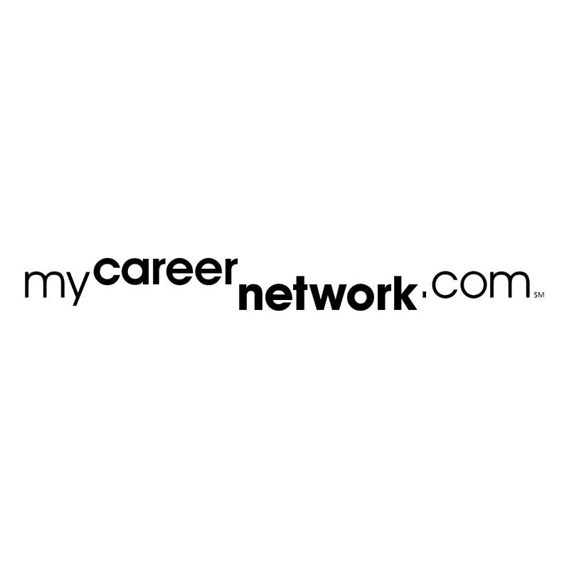 MyCareerNetwork com vector