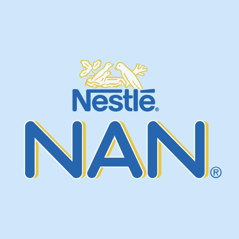 NAN vector logo