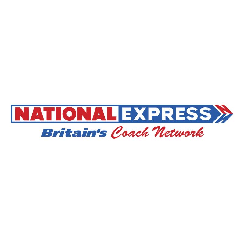 National Express vector logo