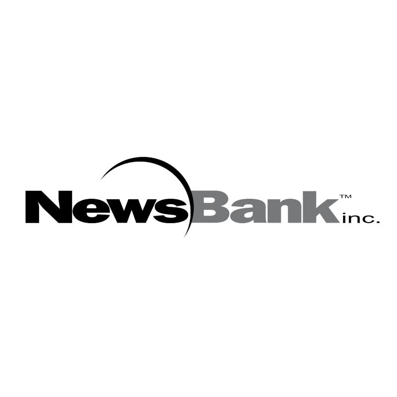 News Bank vector