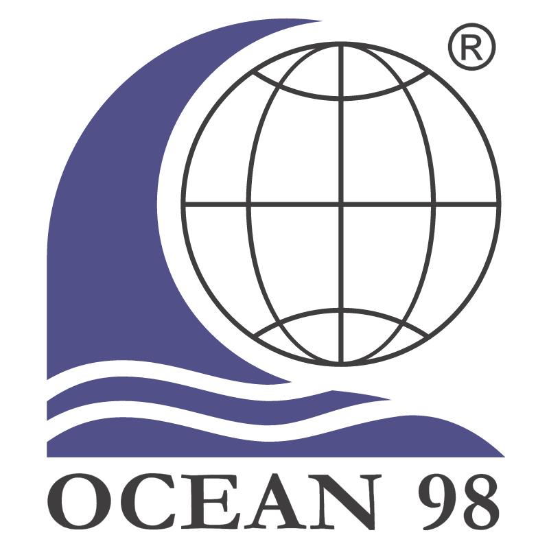 Ocean 98 vector