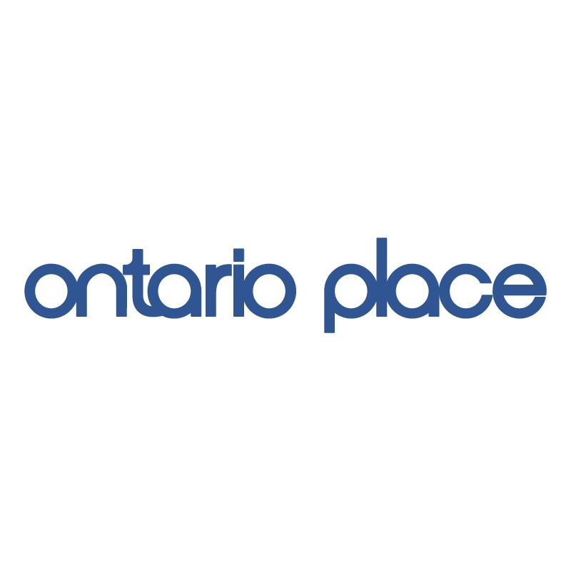 Ontario Place vector