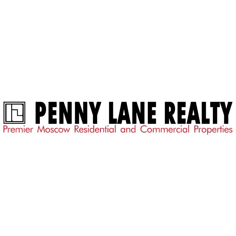 Penny Lane Realty vector logo