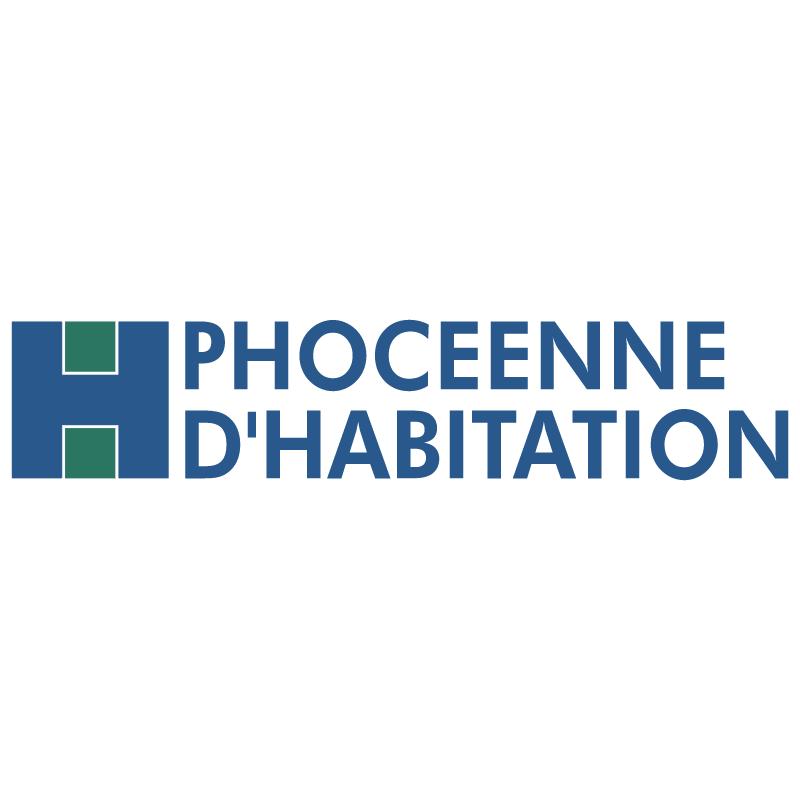 Phoceenne dHabitation vector