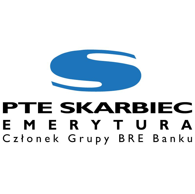PTE Skarbiec Emerytura vector logo