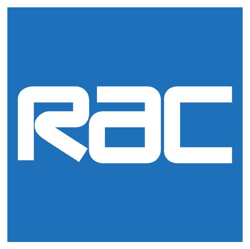 RAC vector logo