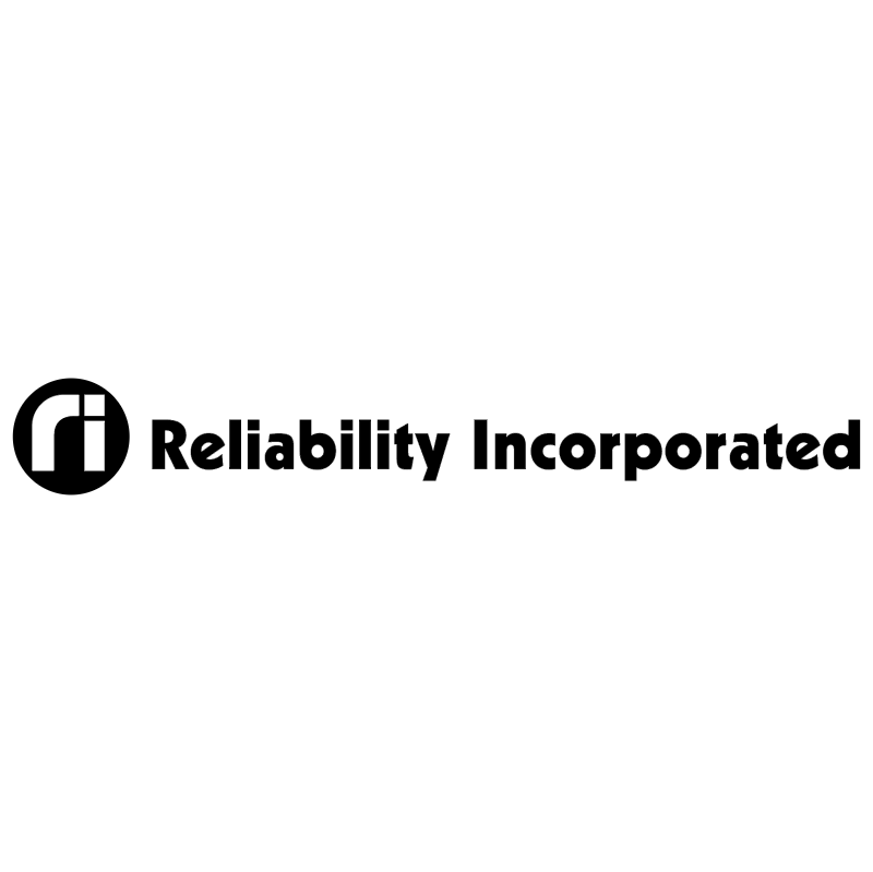 Reliability Incorporated vector