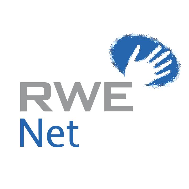 RWE Net vector logo