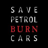 Save Petrol vector