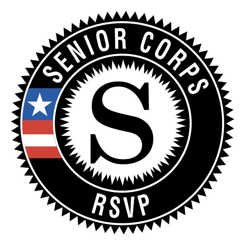 Senior Corps RSVP vector