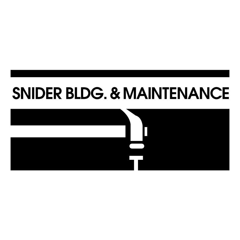 Snider Bldg & Maintenance vector