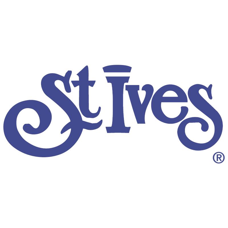 St Ives vector logo