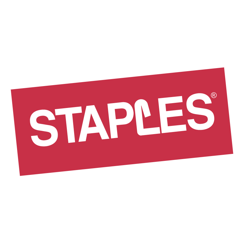 Staples vector