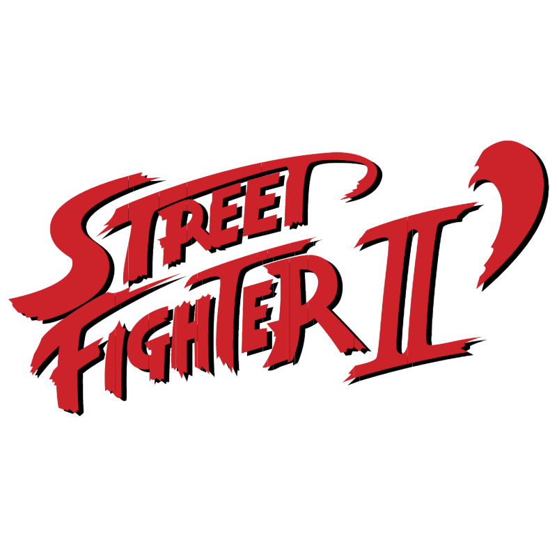 Street Fighter II vector