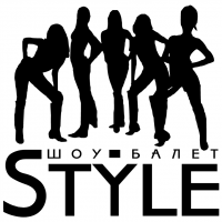 Style Show Balet vector