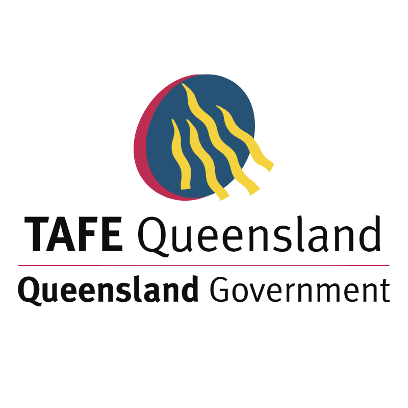 TAFE Queensland vector