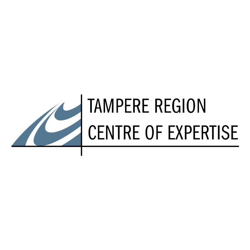 Tampere Region Centre of Expertise vector logo
