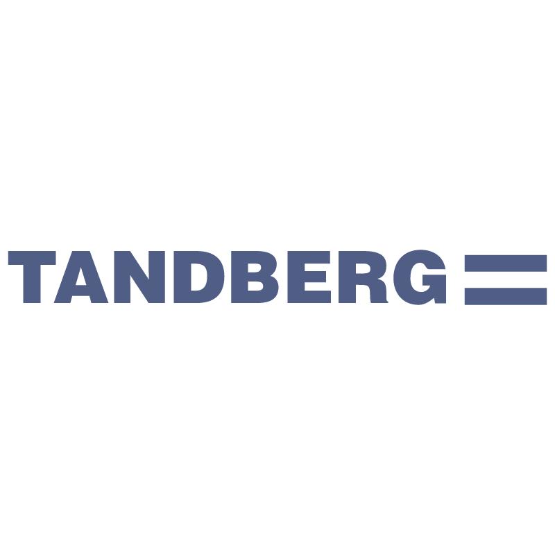 Tandberg vector logo
