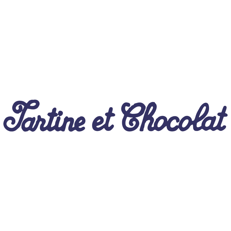 Tartine et Chocolat vector