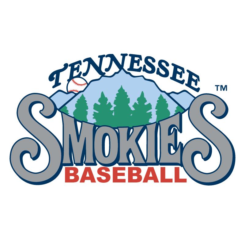 Tennessee Smokies vector