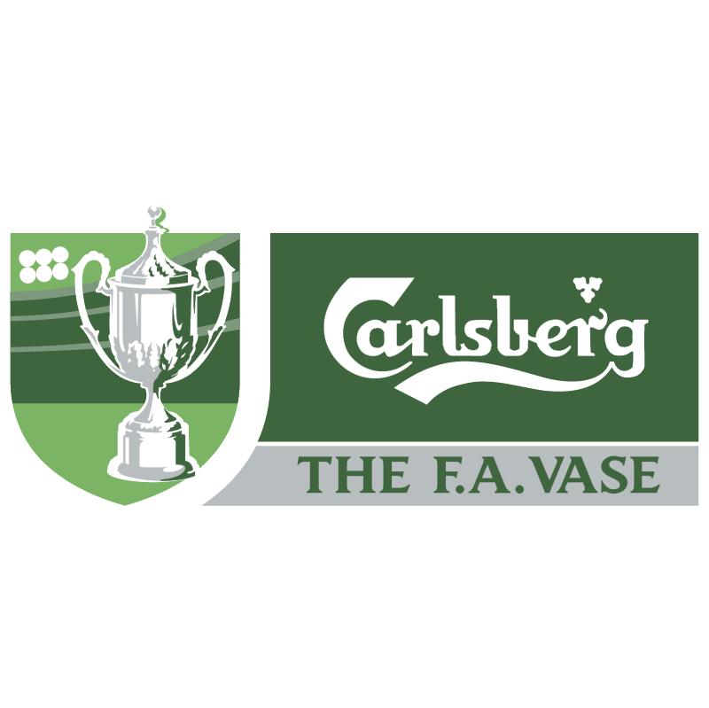 The FA Vase vector logo